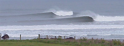 Quality surf at Croyde